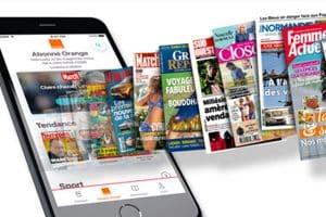 orange offre journaux magazines et bd ses clients pendant 6 mois. Black Bedroom Furniture Sets. Home Design Ideas