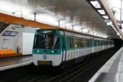 métro de la ratp