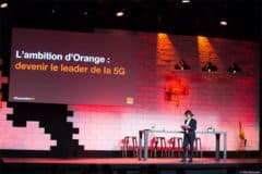 Orange leader 5G