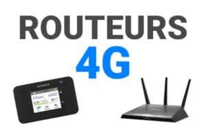 Routeurs 4G