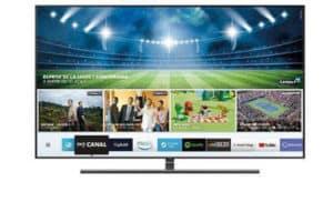 My Canal sur smart TV Samsung 2018