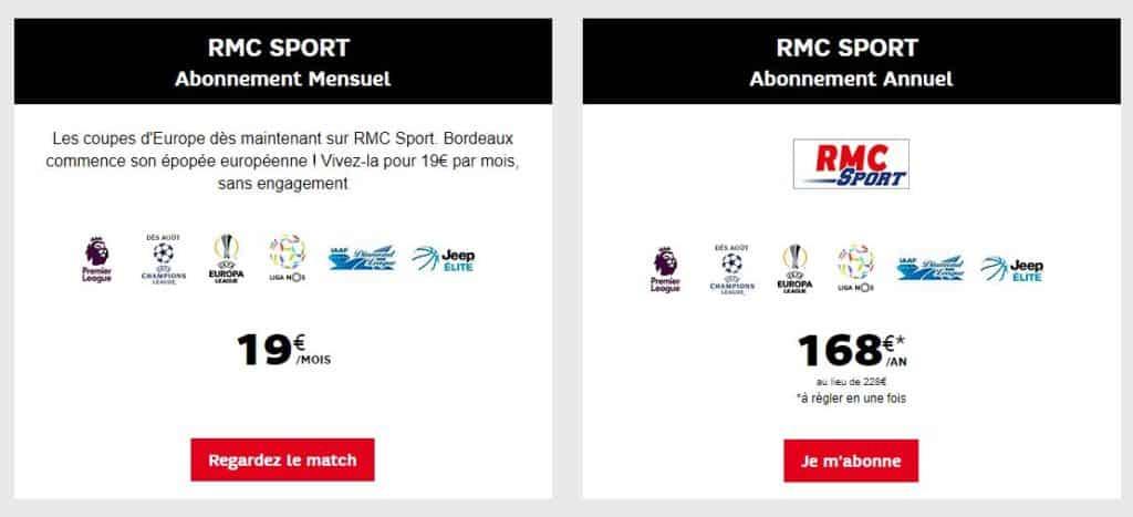 Rmc Sport Ott 100 Digital Alloforfait Fr