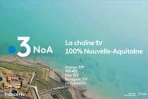 Logo France 3 .NOA