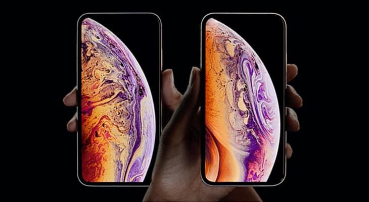 iPhone XS et iPhone XS Max