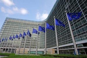Siège de la commission européene