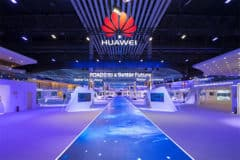 Huawei au Mobile World Congress 2018