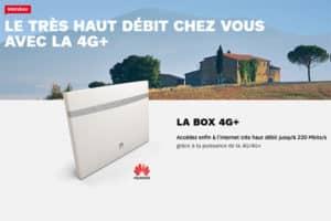 Box 4G+ Home SFR
