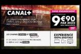 Vente privée canal + novembre 2018
