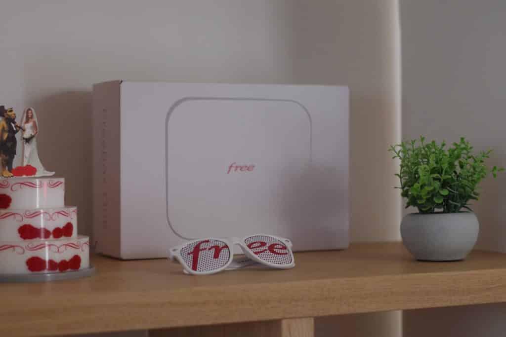 Boite Freebox One