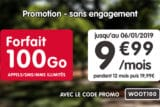 Promotion de noel NRJ Mobile