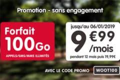 Promotion de noel NRJ Mobile
