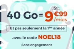 Promotion de noel Cdiscount mobile