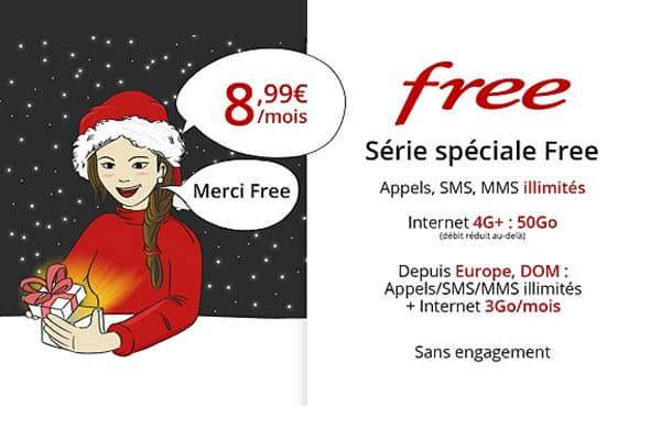 Vente priv e free forfait 50 go pour 8 99 par mois sans - Vente privee enfance ...