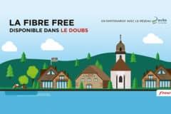 la fibre free arrive sur doubs thd