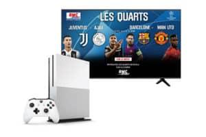 RMC Sport est maintenant disponible sur Xbox One