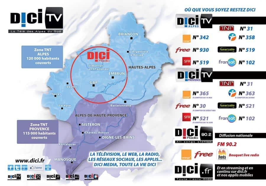 Carte D!CI TV