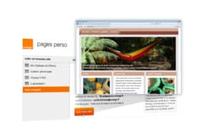 Pages perso d'Orange