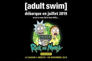 Adult Swim débarque en France