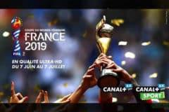 coupe du monde féminine 2019 en 4K