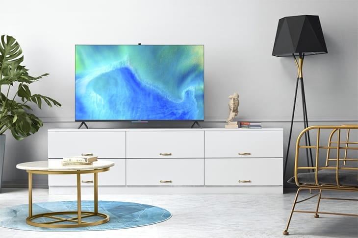 Honor Vision, la tv connectée et intelligente par Huawei avec Harmony OS