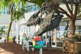 Un dinosaure chez Google