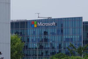 Bâtiment de Microsoft France