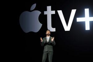 Apple TV+ au Steve Jobs Theatre