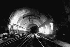 Tunnel SNCF