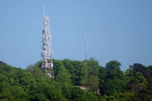Antenne mobile TDF Besançon