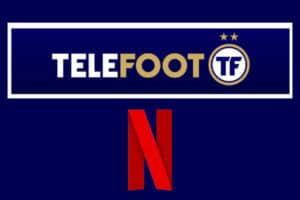 logo téléfoot netflix