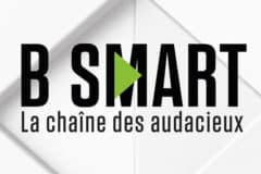 Logo de la chaîne B Smart TV