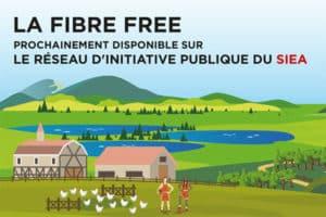 Free est disponible sur le réseau public de l'ain