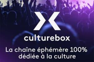 culturebox la chaîne culturelle éphémère