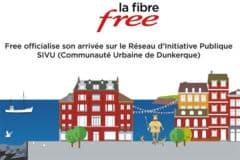la fibre free sur le réseau du sivu