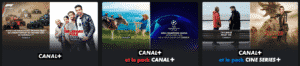 canal plus pack