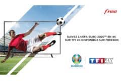 TF1 en 4K sur Freebox
