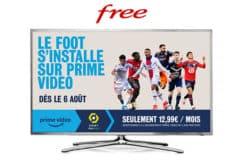 Prime Video Pass Ligue 1 sur les Freebox