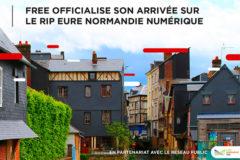 Free RIP Eure Normandie Numerique