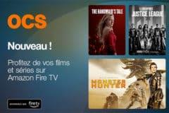 OCS Amazon Fire TV