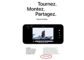apple iphone 13 pro prores