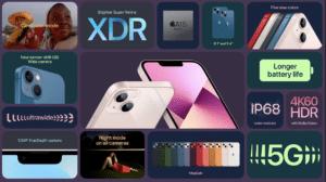 iPhone 13 specs 2