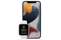 iphone apple watch face id